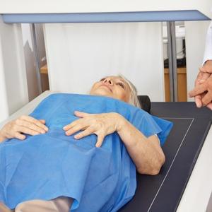 Ostéodensitométrie biphotonique